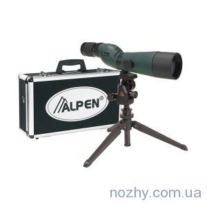 фото Подзорная труба  Alpen 20-60x60 KIT Waterproof цена интернет магазин