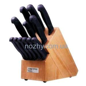 фото Набор кухонных ножей Cold Steel Kitchen Classics Set цена интернет магазин