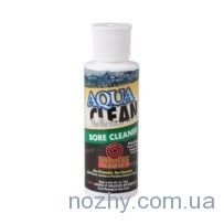 Растворитель на водной основе Shooters Choice Aqua Clean Bore Cleaner. Объем — 4 унции (118 г).