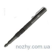 Ручка тактическая UZI TACPEN 5 Glassbreaker Gun Metal