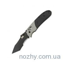 Нож Benchmade 14250SBT HK Axis Black Tanto