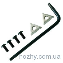 Набор накладок Gerber 48252 Carbide Cutter Insert Replacements