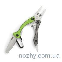 Мультитул Gerber 31-000238 Crucial Tool, зеленый
