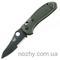 Нож Benchmade 550SBKHGOD Pardue Griptillian