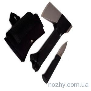 фото Набор Gerber 31-001054 Gator Combo Axe (топор + нож) цена интернет магазин