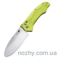 Нож Benchmade 111H2O-YEL Bullhead H2O
