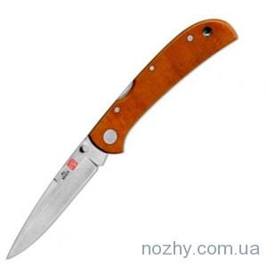 фото Нож Al Mar 1005UBN2T Eagle Ultralight brown цена интернет магазин