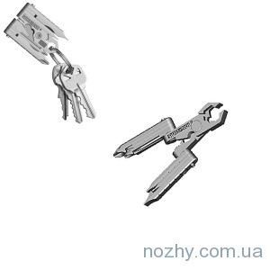 фото Swiss+Tech ST53100ES Micro-Max 19-in-1 Key Ring Multi-Function Tool цена интернет магазин