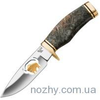 Нож Buck 192BWSLE Heritage Series, Burlwood Vanguard