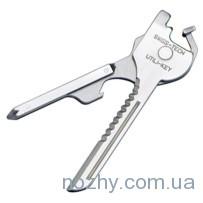 Swiss+Tech ST66676ES Utili-Key 6-in-1
