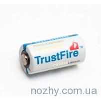 Батарея питания CR123TF Trustfire