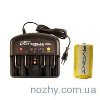 Набор 4 Аккумулятора D Avant 9000mAh + зарядка Энергия