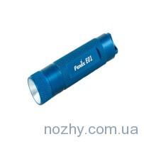 Фонарь Fenix E01bl Nichia GS синий