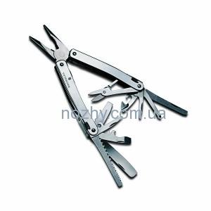 фото Многофункциональный нож Victorinox Swisstool Spirit 3.0227.L1 цена интернет магазин