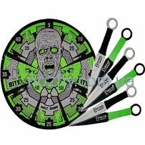 Набор ножей Boker UC Zombie Target с мишенью