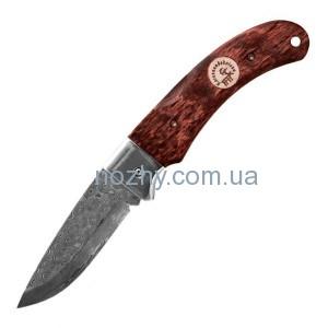 фото Нож Karesuandokniven Signi Damask B цена интернет магазин
