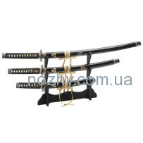 Набор Катан Boker Magnum Schwerter-Set Hattori Hanzo (Tanto; Wakizashi; Katana)