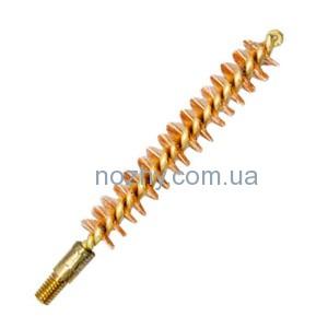 фото Ершик бронзовый Dewey для карабинов кал. 6,5 мм цена интернет магазин