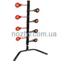 Мишенное устройство Do-All Outdoors Steel Roundup Dueling Tree .22 QS9022