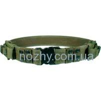 Ремень Leapers UTG Heavy Duty Elite зеленый