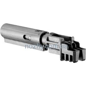 фото Адаптер приклада FAB Defense SBT-K для АК-47 с компенсатором отдачи. Цвет - черный цена интернет магазин