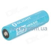Аккумуляторная батарея Olight 18650 Li-Ion 3400mAh 3.7v