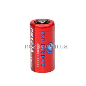 фото Батарея литиевая Olight CR123A 3.0v 1500mAh цена интернет магазин