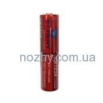 Комплект литиевых батарей Olight 2шт. CR123A 3.0V 1500mAh