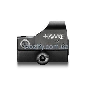 фото Прицел коллиматорный Hawke RD1x WP Digital Control (Weaver) цена интернет магазин