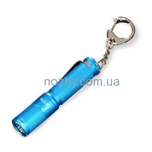 фото Фонарь Olight i3S EOS Blue цена интернет магазин