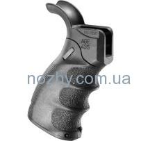Рукоятка пистолетная FAB Defense AGF-43S тактическая складная для M4/M16/AR15. Цвет — черный