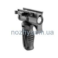 Рукоятка передняя FAB Defense FFGS-1 складная с креплением для фонарей 2,54 см