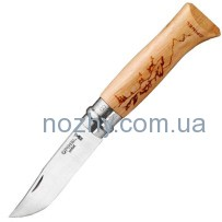 "Нож Opinel №8 ""Серна"""