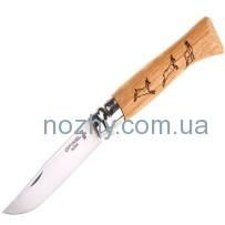 Нож Opinel №8 «Chamois»
