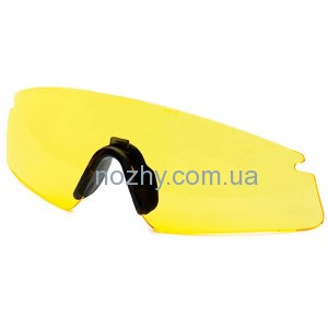 фото Линзы REVISION Sawfly Large желтые цена интернет магазин