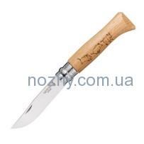 "Нож Opinel №8 Animalia ""Кабан"""