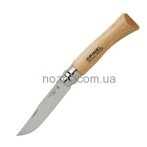 фото Нож Opinel Porte-cles №04 Inox цена интернет магазин