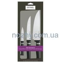 Набор ножей (3 шт.) Opinel Intempora Trio Set