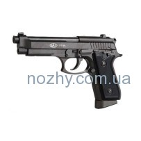 Пистолет пневматический SAS (Taurus PT99) Blowback. Корпус — металл
