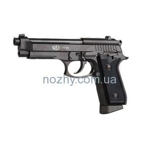 фото Пистолет пневматический SAS (Taurus PT99) Blowback. Корпус - металл цена интернет магазин