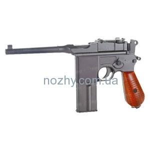 фото Пистолет пневматический SAS Mauser M712 Blowback цена интернет магазин