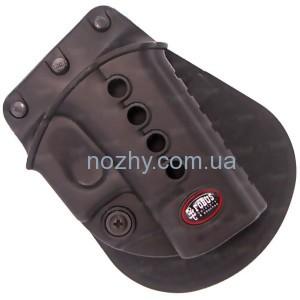 фото Кобура Fobus Roto-Holster Paddle для пистолетов Glock 17/19,Форт-17. Регулируемый угол наклона цена интернет магазин