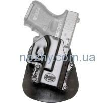 Кобура Fobus Paddle Holster для пистолетов Glock 26/27/28/33