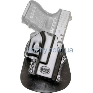 фото Кобура Fobus Paddle Holster для пистолетов Glock 26/27/28/33 цена интернет магазин