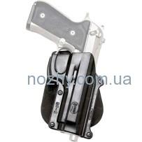 Кобура Fobus Paddle Holster для пистолетов Beretta 92F/96