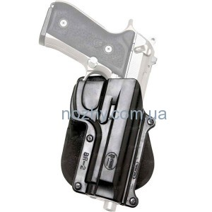 фото Кобура Fobus Paddle Holster для пистолетов Beretta 92F/96 цена интернет магазин