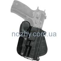 Кобура Fobus Paddle Holster для пистолета CZ-75