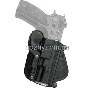 фото Кобура Fobus Paddle Holster для пистолета CZ-75 цена интернет магазин