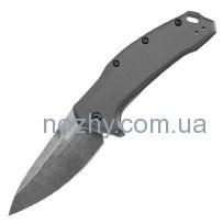Нож Kershaw Link – Tanto Gray Aluminium Blackwash