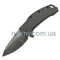 Нож Kershaw Link – Gray Aluminium Blackwash